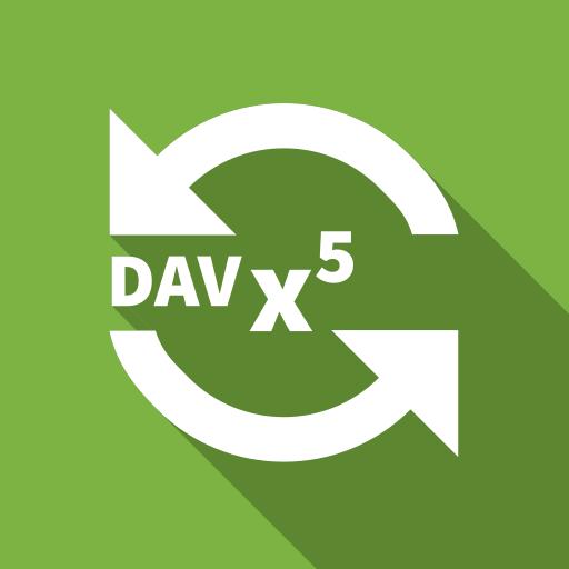 DAVx⁵ (DAVdroid) – CalDAV/CardDAV Client 3.3.11-beta2-gplay (Paid)