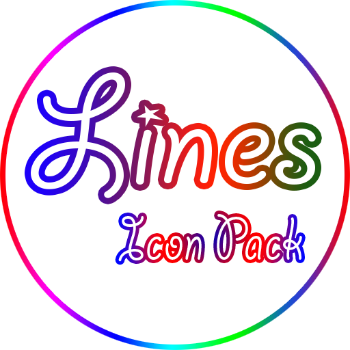 Color Lines – Icon Pack 2.8 (Patched)
