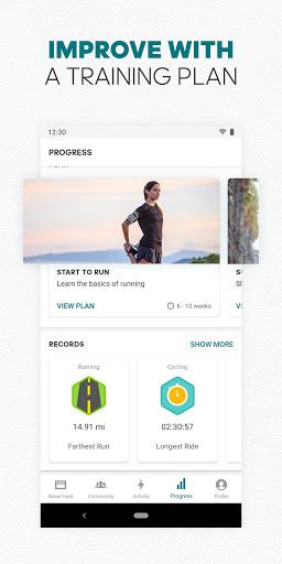 Hacer la cena mejilla Ideal  adidas Running App by Runtastic - Running Tracker v11.3 (Premium-Mod-SAP) |  DLPure.com