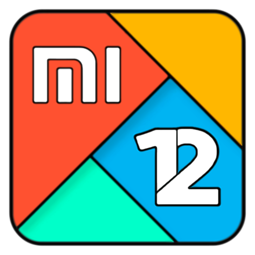 Miui 12 Limitless – Icon Pack 2.5.0 (Patched)