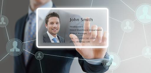 Business Card Reader – Business Card Scanner v4.25.0.5 (Premium)