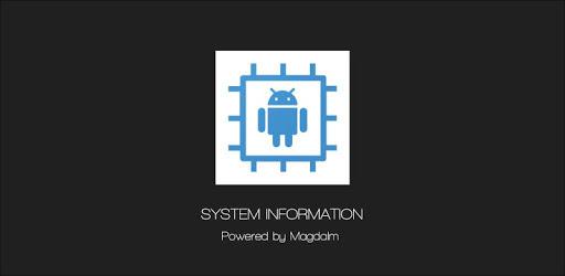 SYSTEM INFORMATION v4.3.0 (Mod-Sap)