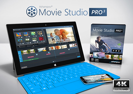 Ashampoo Movie Studio Pro 3 v3.0.3 (Cracked)