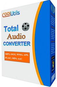 CoolUtils Total Audio Converter v6.1.0.246 (Cracked)