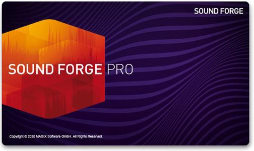 MAGIX SOUND FORGE Pro Suite v15.0.0.45 (Cracked)