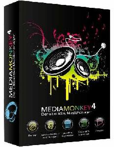 MediaMonkey Gold v5.0.1.2407 RC Beta (Full Version)
