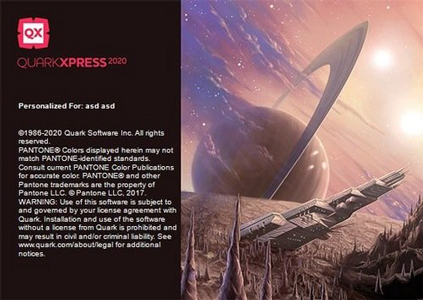 QuarkXPress 2020 v16.3.3 (Cracked)