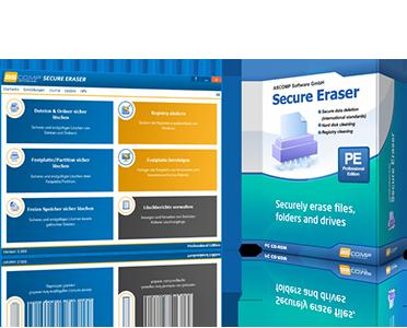 Secure Eraser Professional v5.300 (Cracked)