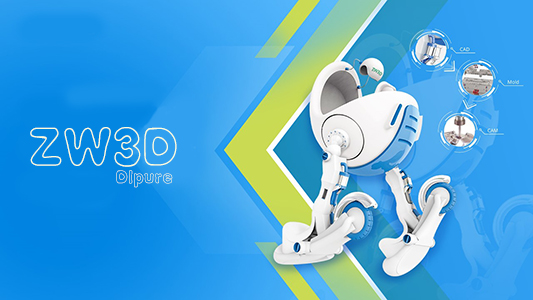 ZW3D 2021 v25.05 (x64) (Full Version)