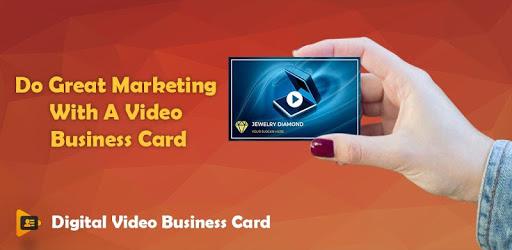 Digital Video Business Card Maker 20.0 (Pro)