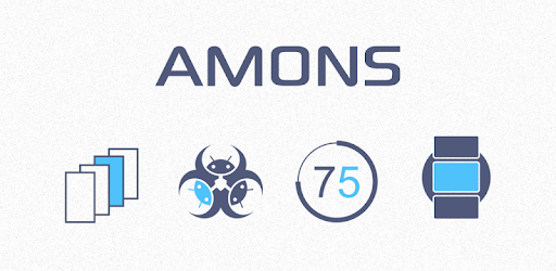 Amons – Icon Pack 1.7.9 (Paid)