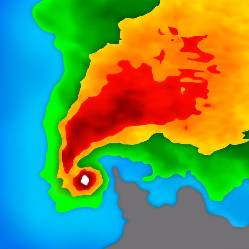 NOAA Weather Radar Live & Alerts 1.42.1 (Premium Mod SAP)