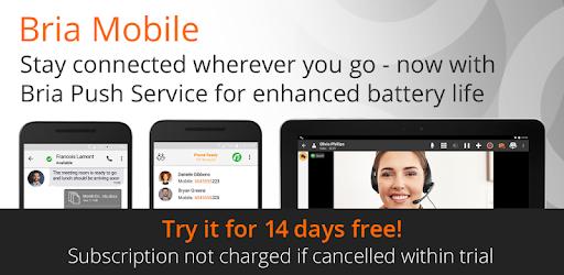 Bria Mobile: VoIP Business Communication Softphone 6.4.2 (Premium)