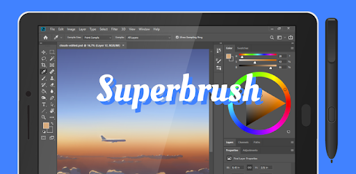 Superbrush MOD APK 1.1.31 (Paid SAP)