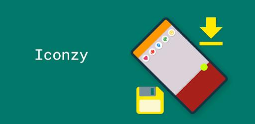 Iconzy – Icon Pack Utilites + KLWP Plugin v2.1.1 (Pro)