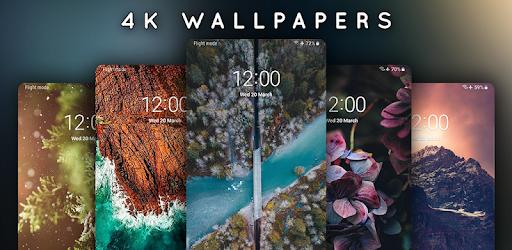 4K Wallpapers – Auto Wallpaper Changer 1.9.1 (Pro Mod)