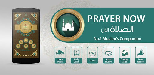Prayer Now | Azan Prayer Time & Muslim Azkar 7.0.2 (Premium)