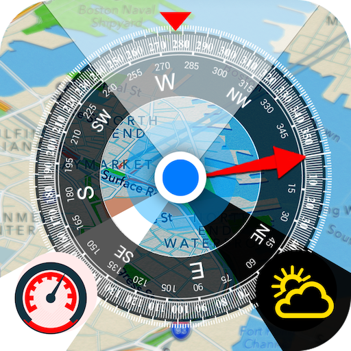 All GPS Tools Pro (Map, Compass, Flash, Weather) 1.7 build 9 (Mod)