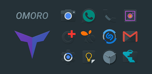 Omoro – Icon Pack 6.0.0 (Patched)