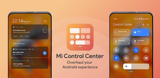 Mi Control Center MOD APK 18.2.4.3 (Pro)
