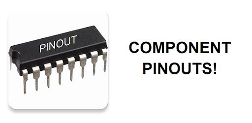 Electronic Component Pinouts Free 16.20 PCBWAY (AdFree)