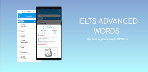 IELTS Advanced Words MOD APK 1.8.2 (PRO)