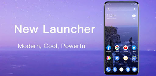 New Launcher 2020 themes, icon packs, wallpapers 8.9 (Prime)