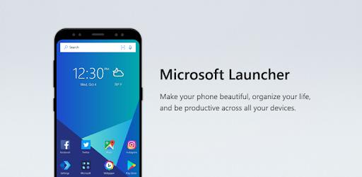 Microsoft Launcher MOD APK 6.210203.0.946351 beta