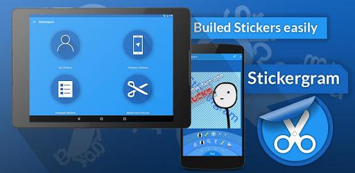 Stickergram (Telegram, WhatsApp Sticker Builder) v4.3.4 (Pro)