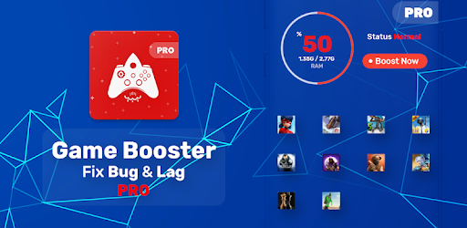 Game Booster PRO | Bug Fix & Lag Fix 2.01 (Paid Mod)