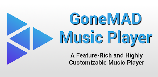 GoneMAD Music Player FULL 3.1.3 Final
