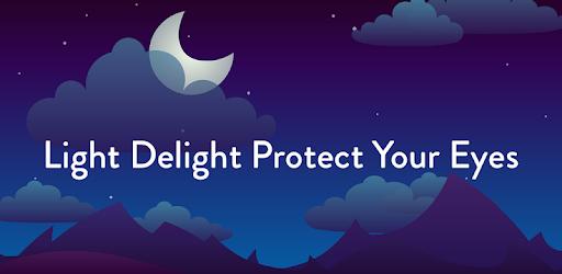 Low Brightness, Blue Light Filter – Light Delight v3.0.4 (Pro)