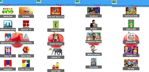 Malayalam and Kids Live TV v1.0.2 (AdFree)