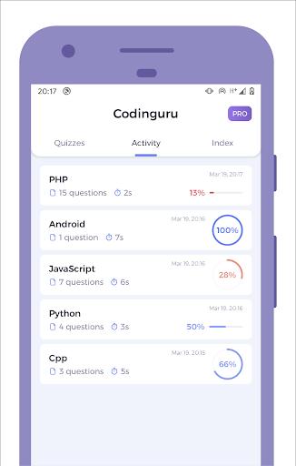 Codinguru Learn Programming With Quiz V3 0 5 Pro Dlpure Com