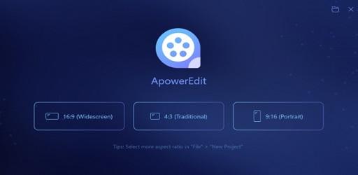 ApowerEdit Pro Crack v1.7.11.16 (Multilingual )