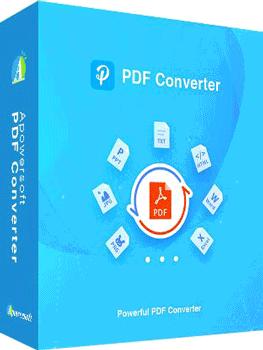 Apowersoft PDF Converter v2.2.7.1 (Cracked)