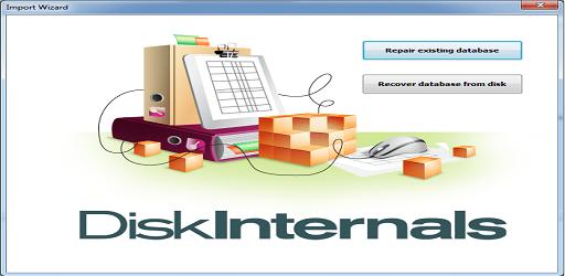 DiskInternals MSSQL Recovery v4.0.41 (KeyGen)