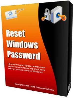 Passcape Reset Windows Password v9.3.0.937 (Advanced Edition)