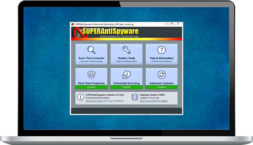 SUPERAntiSpyware Professional X v10.0.1204 (x64) (Cracked)