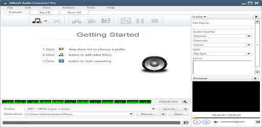 Xilisoft Audio Converter Pro v6.5.1 Build 20200719 (Cracked – Multilingual)