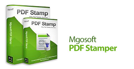 Mgosoft PDF Stamp v7.4.5 (Cracked)