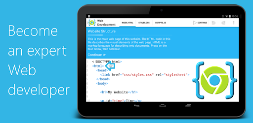 AIDE Web – Html,Css,JavaScript v1.0.200803 (Premium)