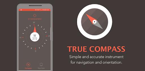 TrueCompass – Digital Compass v1.0.7 (AdFree)