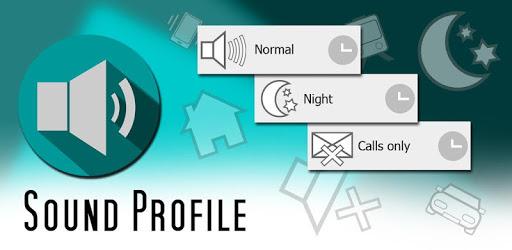 Sound Profile MOD APK 7.46 (Unlimited Pro)
