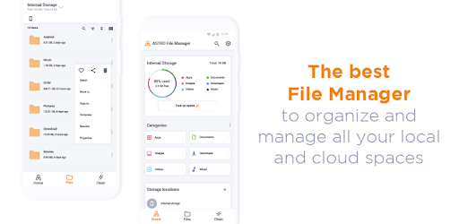 ASTRO File Manager & Storage Organizer 8.4.1 build 2020112316