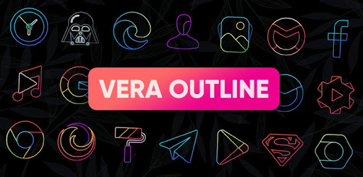 Vera Outline Icon Pack 3.9 (Patched)