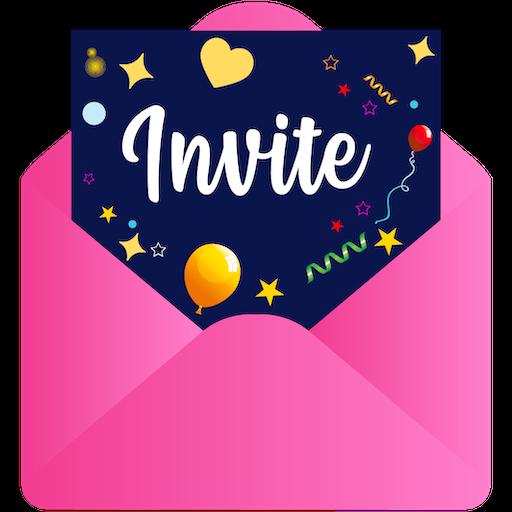 Invitation Maker Free, Paperless Card Creator 7.6 (Pro)
