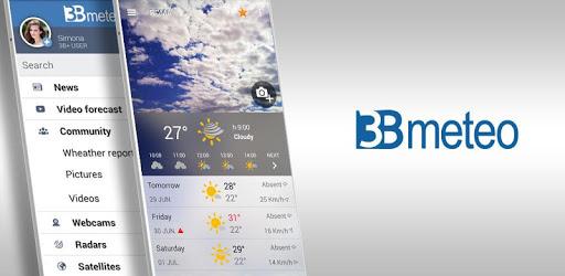 3B Meteo – Weather Forecasts 4.4.0 (Unlocked Modded SAP)