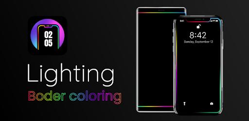 Edge Lighting Colors – Round Colors Galaxy 10.0 (Premium)