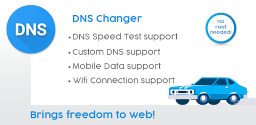 DNS Changer | Mobile Data & WiFi | IPv4 & IPv6 1263r (Pro Mod)